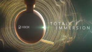 Xbox drahtloses Headset