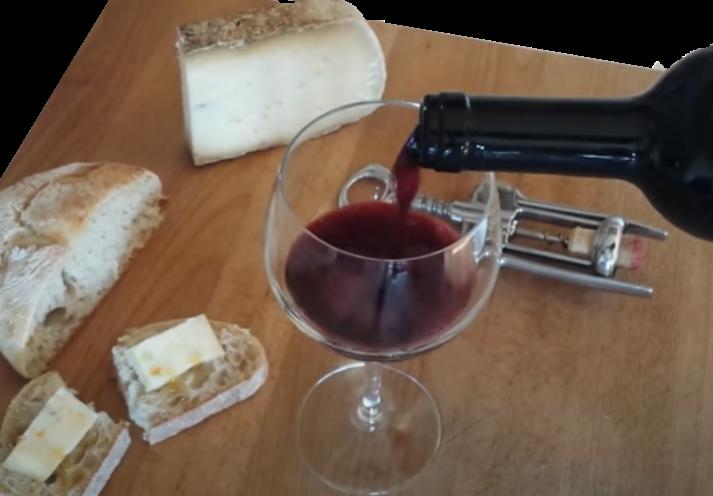 Wein Leber Herz und Nieren